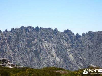 La Mira - Los Galayos (Gredos);agencias senderismo madrid viajes de senderismo club senderismo